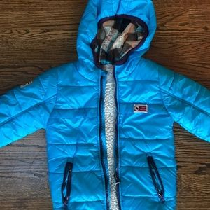 Boys Ploson winter jacket